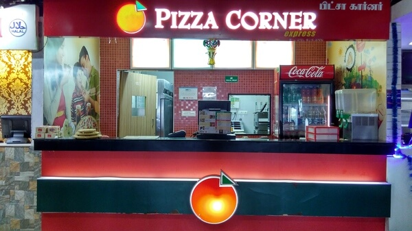 Pizza Corner Images